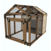 38X60 Chicken Coop & Run