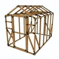 5x10 e z frame standard kit